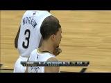 NBA 2013-2014 / Preseason / 23.10.2013 / Miami Heat @ New Orleans Pelicans 1/2